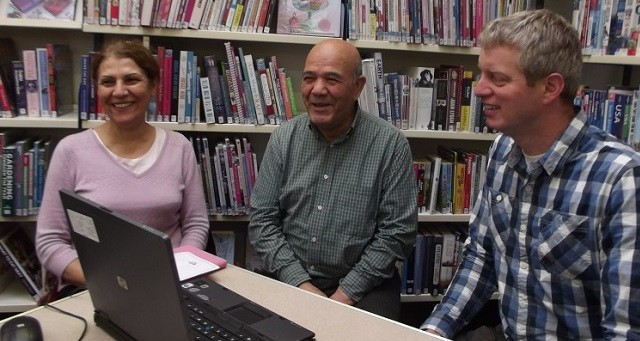 Book into one of our friendly sessions at Whitley Library